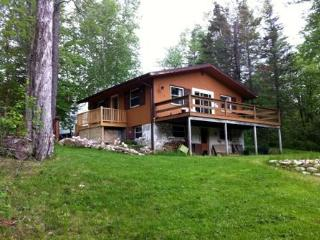 Mountaintop Cabin w/Waterfront & Amazing View, Bennington