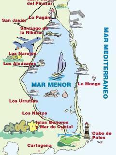 Surrounding Area - Mar Menor