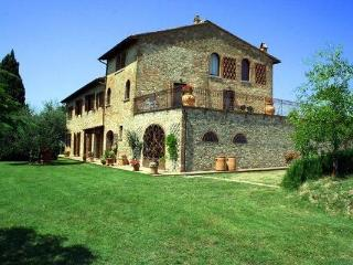 5 bedroom Villa in Montespertoli, Tuscany, Italy : ref 2266226
