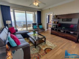 Boardwalk 2208-Gorgeous newly furnished penthouse suite-Beautiful Gulf Views, Panama City Beach