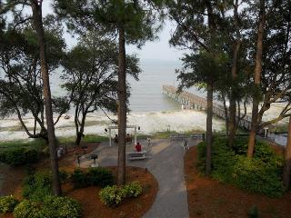 Hilton Head Island - Quiet beach relaxation and much more! 2 bed/2 bath.