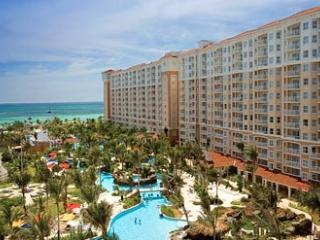 2 Bedroom at Marriott`s Aruba Surf Club, Palm/Eagle Beach