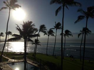 Oceanfront, 2 Bedroom, 2Bath, Great View, Amenities! Maalaea Bay! AC & elevator