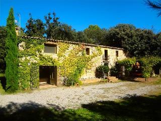 Catalunya Casas: Cozy Villa Espinada for 6 guests, tucked away in the Catalonian