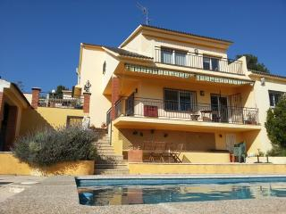 Catalunya Casas: Coastal villa in Castellet, 6km from Costa Dorada beaches