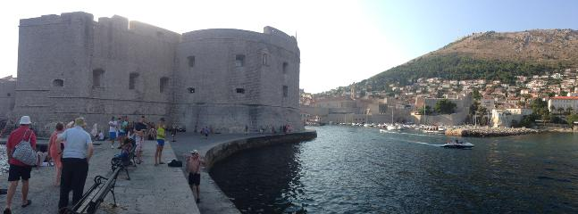 Dubrovnik, Porporela, Old Port
