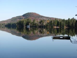 Mt. Kipp across Loon Lake taken from our dock