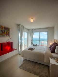 Villa Ajoupa: Master bedroom