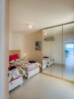 Villa Ajoupa: Second bedroom