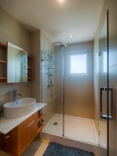 Villa Ajoupa: Bathroom - Shower