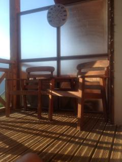Seating On Balcony