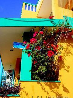 Enjoy island living at Casa Zuzy