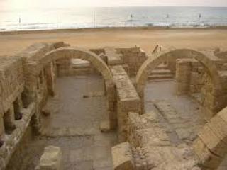 Caesarea's archeology