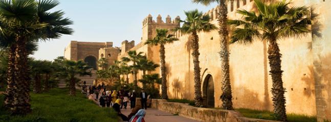 Rabat, Kasbah des Oudeijas