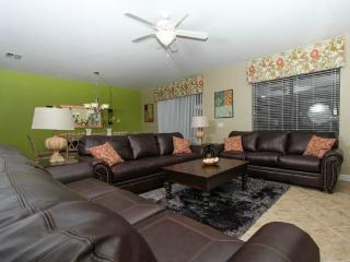 9 Bedroom 5 Bath Pool Home In ChampionsGate Resort. 1412WW, Orlando