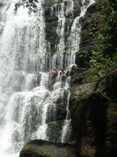 Nearby waterfalls make great day trips!