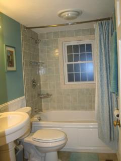 Full Bath- 1st floor