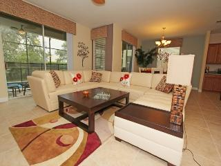 Elegant 6bd villa in Paradise Palms resort near Disney