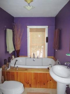 Upstairs Bathroom, Main House