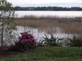 Enjoy our beautiful lake-front condo!
