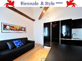 Biennale & Style, quiet Wifi 2 bath, close to Lido, Venetië