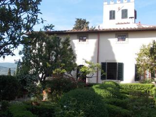Villa Sestini Florence hill