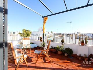 Monsalves Terrace. 2 bedrooms for 8, private terrace
