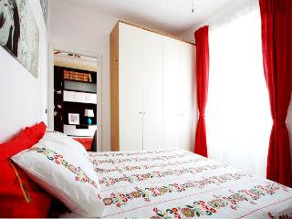 At request two single beds can be prepared instead of a double bed