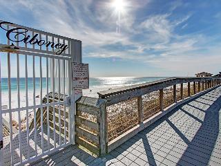 Ciboney 4003- 2BR/2BA*10%OFF April1-May26*Gulf Views-Gorgeous Miramar Beach across St!