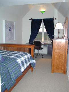 2nd Guest Bedroom, also with Northern exposure over farm