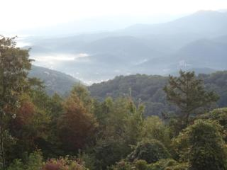 Spectacular Views of Mt Leconte at Great Escape, Gatlinburg