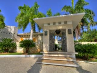 Spacious 4 Bedroom Villa with Private Jacuzzi & Plunge Pool in Punta Cana