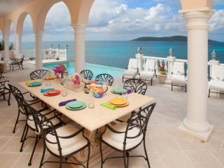 5 Bedroom Beachfront Villa on St. Croix