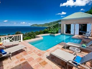 Scenic 3 Bedroom Villa on Tortola's West End