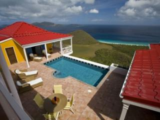 3 Bedroom Villa with Panoramic View in Tortola