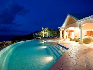 Seabird Villa MontJean - 3 Bedrooms Deluxe Villa with dramatic eastern AND western view, St. Barthelemy