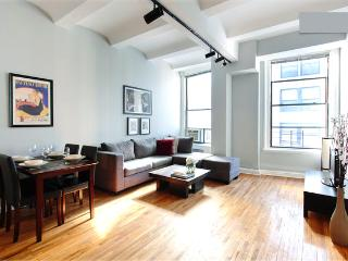 Super Luxe Park Ave - 1 Bed Apt (Soho/Union Sq), Nova York