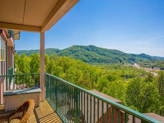 Luxury 2BR Condo with View & Indoor Pool. Summer Special from $99!, Pigeon Forge