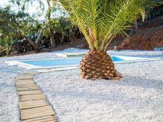 Dicreet & quiet cottage with private pool, WIFI, BBQ +++