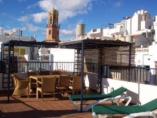 Romantic Spanish retreat large roof terrace, Cómpeta