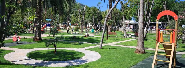 playground on the promenade