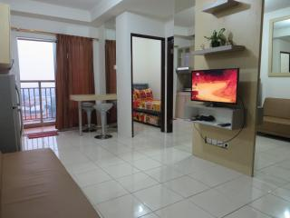 Apartment Mediterania Garden Podomoro City Jakarta