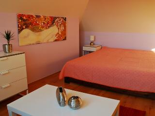 Colourful Modern Fully New Apt + Parking Included, Praga