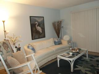 RELAX or HAVE FUN: 2 bed condo (walk to beach)