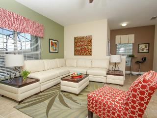 Spacious 5bd villa in Paradise Palms resort near Disney