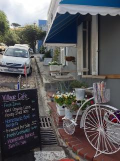 The Village Cafe for Breakfast