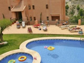 one of the swimming pools, including toddler pool