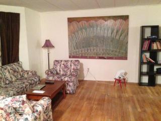 Huge 2-bedroom; 15 min to Manhattan, Brooklyn