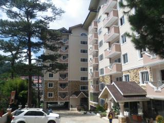 Executive 1-Bedroom Condominium (close to Baguio Botanical Gardens)