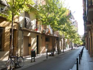 Silent flat in Gracia & Sagrada Familia